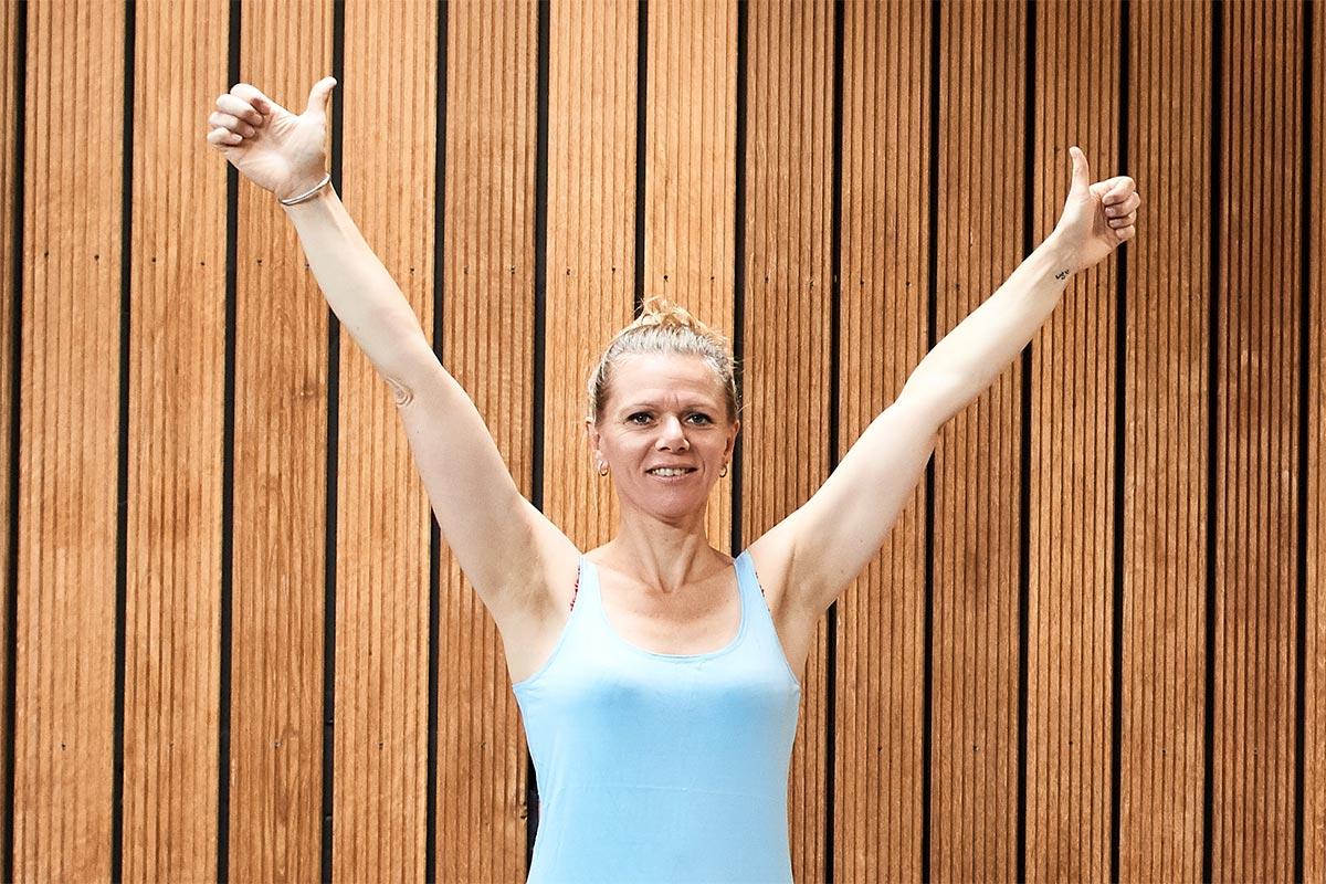 Selma Falk Yoga - Veerkracht